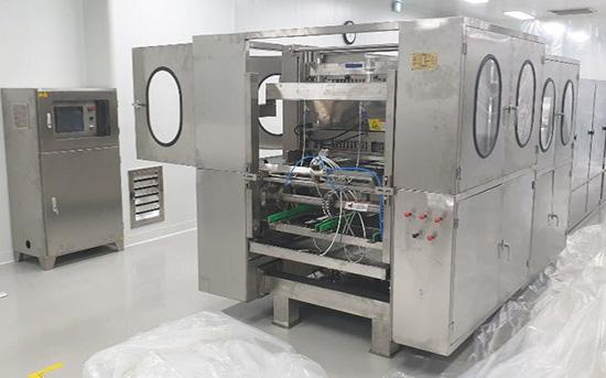 Gummy Production Line by US Customer
