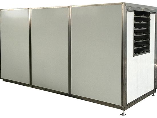 Refrigerated cooler